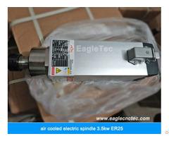 Air Cooled Cnc Spindle Er25 Model Gdz93x82 3 5