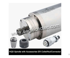 Water Cooled Spindle Motor Hqd