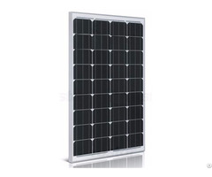 100w Monocrystalline Solar Panel Module
