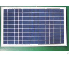 30w Polycrystalline Solar Panel Module Price