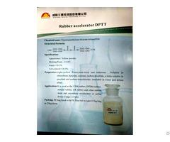Rubber Accelerator Agent Dptt Cas 120 54 7