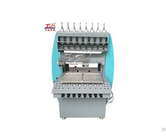 New Automatic Liqud Pvc Photo Frame Dripping Machine For Sale