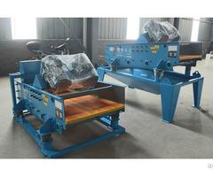 Mining Machine Linear Dewatering Screen