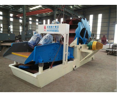 Take Small Space Sand Washing And Recycling Machine For Sale