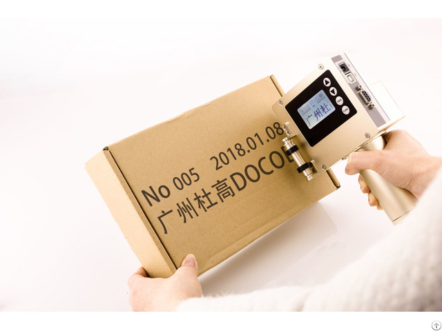 Handheld Jet Printer T150