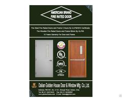 Ul Lowes Steel Fire Doors