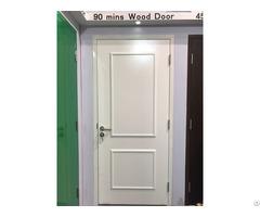 Wooden Veneer Doors For School