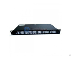 Duplex Thermal Awg Dwdm Mux And Demux 48 Channels 1ru Rack Mount