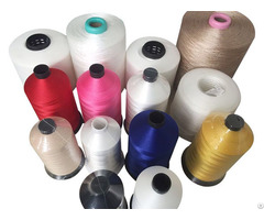Polyester Thread For Leather