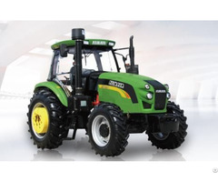 Sadin Good Price 100 140 Hp Sd1404 Fa Agricultural Tractor Farm 4x4