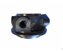 Rh5 High Performance Turbocharger Bearing Housing With Water And Oil Cooled