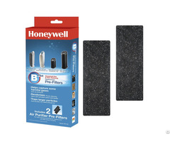 Honeywell Hrf B2 B Household Odor And Gas Reducing Pre Filter 2 Pack