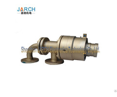 2000rpm Hydraulic Rotary Union Universal Pipe Fitting Stainless Steel