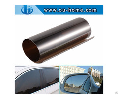 Ouhome Window Film House Privacy Mirror Solar Tint Glass Sticker