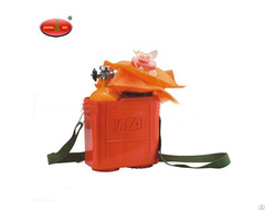 Zyx60 Mining Contained Compressed Oxygen Self Rescuer