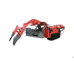 Zwy 120 55ltunnel Mining Crawler Muck Shovel Loader