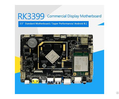 Dj 3399k Six Core Commercial Display Smart Android 8 1 System Board