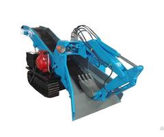 Underground Mining Crawler Based Mucking Shovel Loader