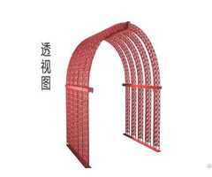 Arc Plate Net Shell Support