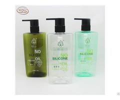Pet Square Lotion Pump Shampoo Bottle