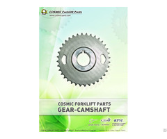 Cosmic Forklift Parts On Sale 343 Gear Cam Shaft Size