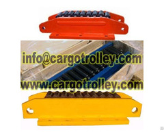Machinery Dolly For Heavy Machines