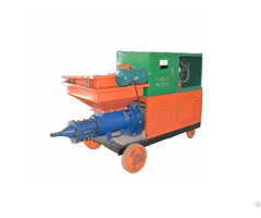 Glp 511 Wall Plastering Machine