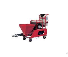 N2 Semi Automatic Plaster Spraying Machine