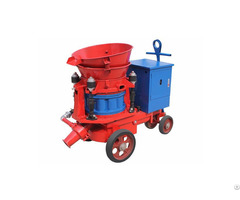 Pz 5 Dry Concrete Spray Equipment