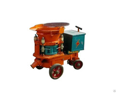 Hsp 9 Wet Mix Shotcrete Machine