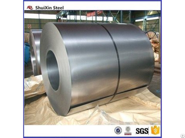 Cold Rolled Mild Steel Coil Strip