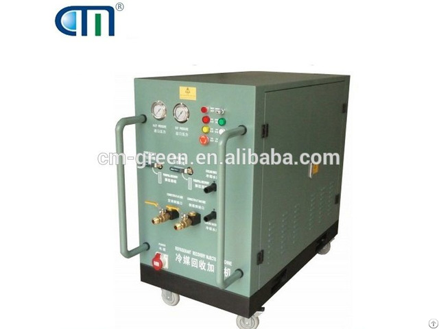 Refrigerant Recovery Recharging Equipment For Centrifugal Unit