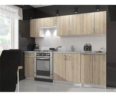 Wood Kitchen Cabinet From China Factory