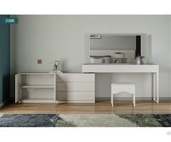 Customized Melamine Finish Wood Dressing Table