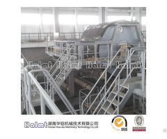 Industrial Aluminum Walkway Work Platform For Paper Machine