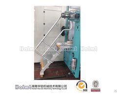 Stationary Industrial Aluminum Step Ladder