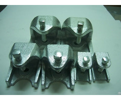 Ul Approved Malleable Iron Beam Clamps For Usa Market