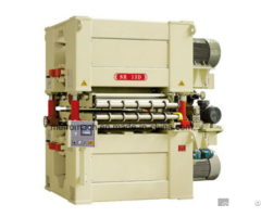 Double Sides Calibrate Sanding Machine