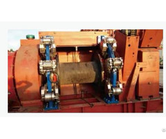 Driller Panel , Disc Brake Actuating Mechanism,