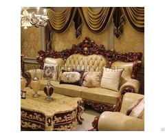 Villa European Luxury Sofa