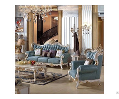 Small Luxury House Solid Carved Furniture