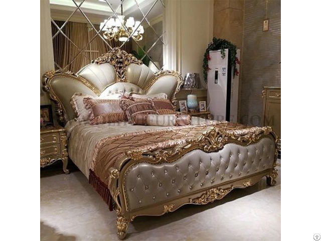 Modern Style Bed