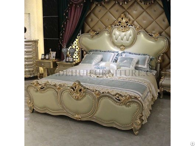 European Style Bed