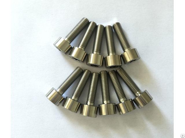 Gr5 Titanium Bolts