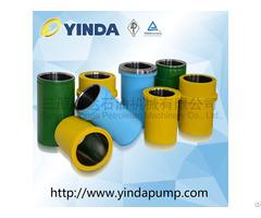 Mud Pump Bimetal Liner