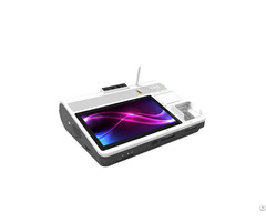 Mobile Desktop Intelligent Terminal Mt300a Suitcase Matching
