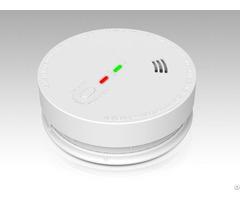 Ul Ac 120v 60hz With 9vdc Battery Backup Low Signal Somke Alarm Gs517