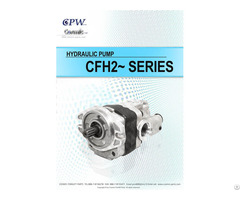 Cosmic Forklift Parts On Sale 344 Cpw Hydraulic Pump Cfh22 Series Catalogue Part No
