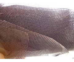 Charcoal Fiberglass Insect Screening Mesh Supplier