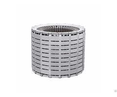 Ie3 Ie4 Efficiency Aluminum Casting Squirrel Cage Rotor Core